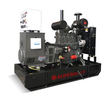 Generator Powered by Deutz Engine